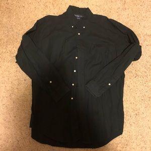 Ralph Lauren Blake 2 ply cotton button down shirt